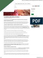La medicina alternativa y el cáncer _ Franc T. Ruiz