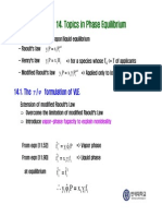 chaoter 14 Phase Equilibrium
