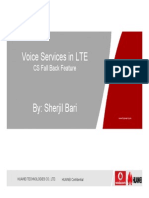 Voice Services in LTE -CSFB Rev B