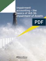 Impairment Accounting IAS 36 0810