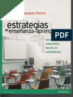 Estrategias de enseñanza-aprendizaje