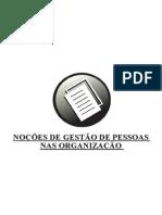 Vol II 9 Nocoes de Gestao de Pessoas Nas Organizacoes