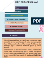 Kemoterapi Tumor Ganas