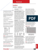 Technical Information Watt Density