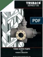 3 Scw pumps