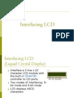 8 - LCD Interfacing
