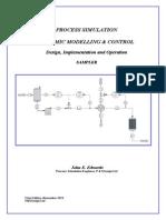 Process Simulation in Dynamics Mode Sampler