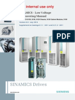 Sinamics Engineering Manual v6 0 Internal En