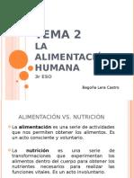 La Alimentacion Humana