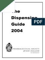PSNZ DispensingGuide2004editedDec2010