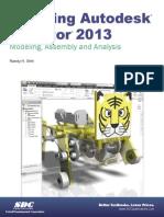 Autodesk Inventor Professional Tutorial PDF