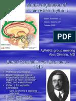 Hypothalamic Regulation of Sleep