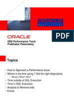Oracle E-Biz Performance