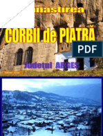 Manastirea Corbii de Piatra, Jud. Arges