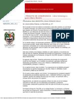 EL PRINCIPIO de CONGRUENCIA . Libro Homenaje a Augusto Mario Morello _ Idp-u