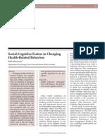 3 HAPA Model Socio Cognitiv