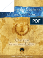 Ancient Origins eBook Anniversary One