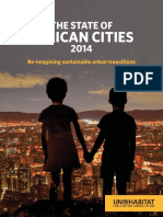The State of Africa Cities 2014