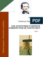 Poe Aventures a Gordon Pym