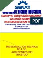2014 - i - s Sesion 05 - 060 - Iper IV Accidentes