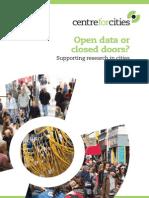 13 12 10 Open Data or Closed Doors Final 0