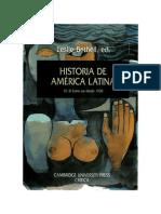 20287183 Bethell Leslie Et Al Historia de America Latina Tomo 15 1991