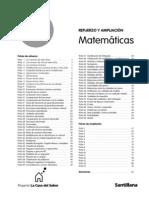 Refuerzo Ampliacion Matematicas 5 Santi