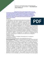 Paradigmas Cuantitativo y Cualitativo en La Investigacion Socio