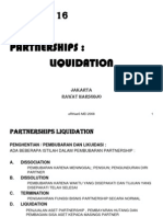 Partnership Likuidasi
