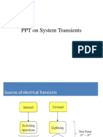 14.09.13 PPT on System Transients