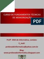 08448_CURSO DE FUNDAMENTOS TÉCNICAS DE MEMORIZAÇÃO