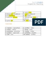 Assignment 5 Aptis B1_B2 - Answer Key