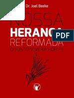 Livro eBook Nossa Heranca Reformada