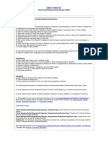 DSM IV Diagnostic Criteria for ADHD