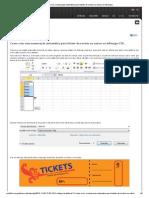Como criar a numeração automática para tickets de sorteio ou outros no InDesign