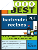 1000 Best Bartenders Recipes - Malestrom