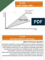 HRD Perf Apraisal2 محاضرات