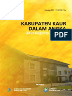 Kabupaten Kaur Dalam Angka