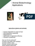 BT 101P.roy Plant&Animal Biotech