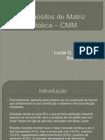 Compósitos de Matriz Metálica _ CMM.ppt alterado