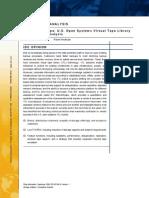 IDC MarketScape Virtual Tape Library