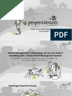 PenPencilEraser - Online School Management System
