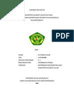 Format Kover,Kata Pengantar Dan Daftar Isi Ppl 2