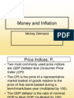 Money, Money Growth, And Inflation