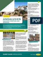 Andalusien Reisefuehrer