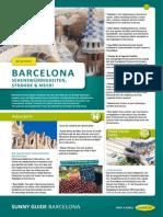 Barcelona Reisefuehrer