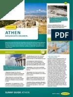 Athen Reisefuehrer