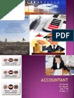 my accountant career powerpoint