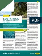 Costa Rica Reisefuehrer