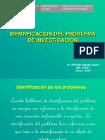 Identificación de un Problema de Investigación